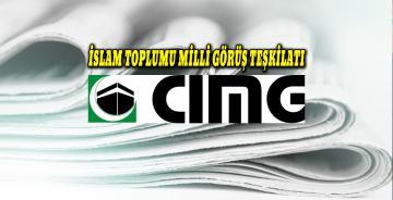 İslam Top. Millî Görüş Genel Sek. Bekir Altaş'ın Basın Açıklaması