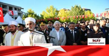 Şehit Piyade Onbaşı Onur Yavan Havza'da Son Yolculuğuna Uğurlandı