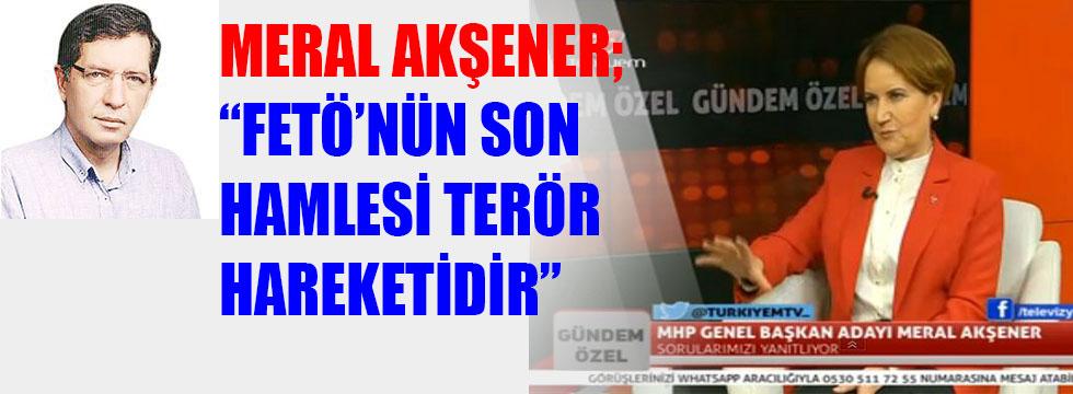 Meral Akşener Türkiyem TV'de Tüm Soruları Cevapladı