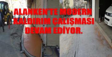 ALANKENT'E MODERN KALDIRIM