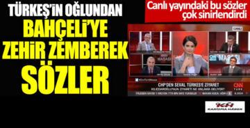 Ahmet Kutalmış Türkeş'ten Devlet Bahçeli'ye zehir zemberek sözler
