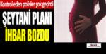 Şeytani planı ihbar bozdu. Hamile kılığındaki kadını…….!