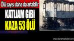 Kamerun'da katliam gibi kaza. Otobüs- kamyon çarpıştı 53 ölü…