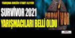 Survivor 2021 Başlıyor. Survivor'da Ünlüler, Gönüllüler yarışacak