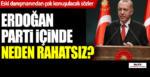 Erdoğan'ın Eski danışmanından çok konuşulacak sözler!