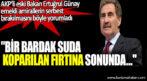 AKP'li eski Bakan Ertuğrul Günay emekli amirallerin serbest bırakılmasını böyle yorumladı