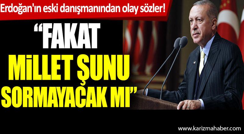 Erdoğan'ın eski danışmanı Akif Beki'den olay sözler!
