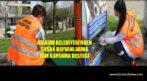 Atakum Belediyesi'nden sokak canlılarına 'tam kapanma' desteği