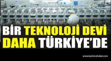 Oppo ve Xiaomi'den sonra bir teknoloji devi daha Türkiye'de