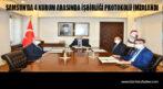 İLK YARDIM EĞİTİM MERKEZİ KURULMASI KONUSUNDA PROTOKOL İMZALANDI