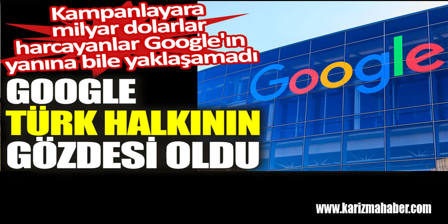 Arama motorları arasında Google, açık ara önde…