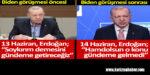 Erdoğan'dan NATO'da akılları karıştıran hamdolsun çıkışı