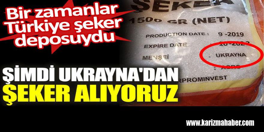 Bir zamanlar Türkiye şeker deposuydu. Şimdi…!