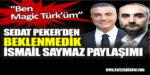Sedat Peker'den beklenmedik İsmail Saymaz paylaşımı