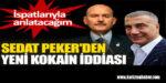 Sedat Peker'den çok konuşulacak 'kokain' iddiası