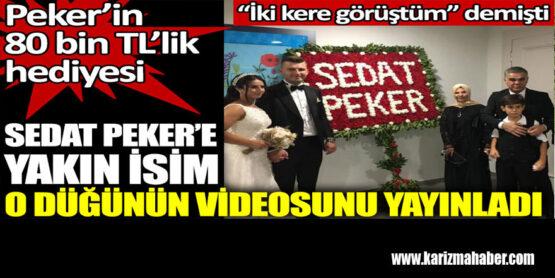 Sedat Peker'e yakın bir isim Süleyman Özışık videosu yayınladı