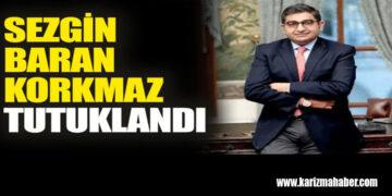 Sezgin Baran Korkmaz, ABD'nin talebi üzerine tutuklandı