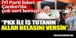 Meral Akşener'den HDP sorusuna çok sert cevap