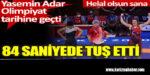 Milli güreşçi Yasemin Adar olimpiyat tarihine geçti