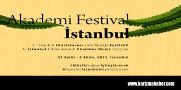 1. İstanbul Uluslararası Oda Müziği Festivali İçin Geri Sayım Başladı!