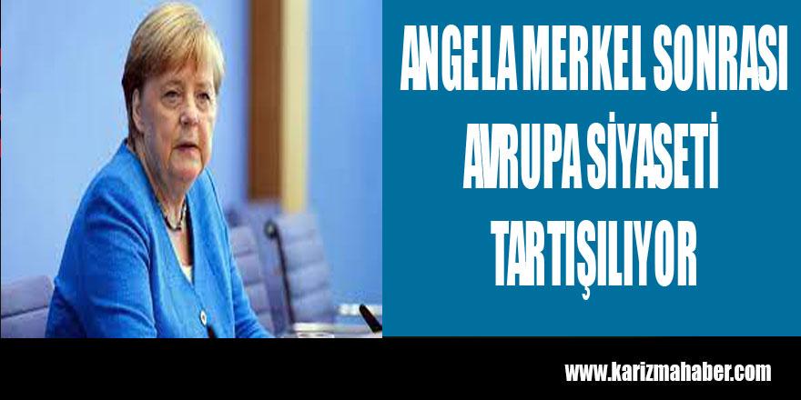 Merkel sonrası Avrupa siyaseti