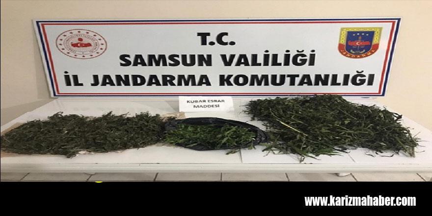 Samsun'da Zehir Tacirlerine Geçit Yok
