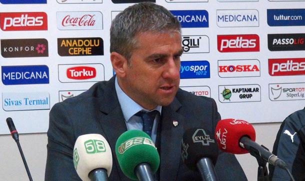 Hamza Hamzaoğlu: İyi bir galibiyet aldık