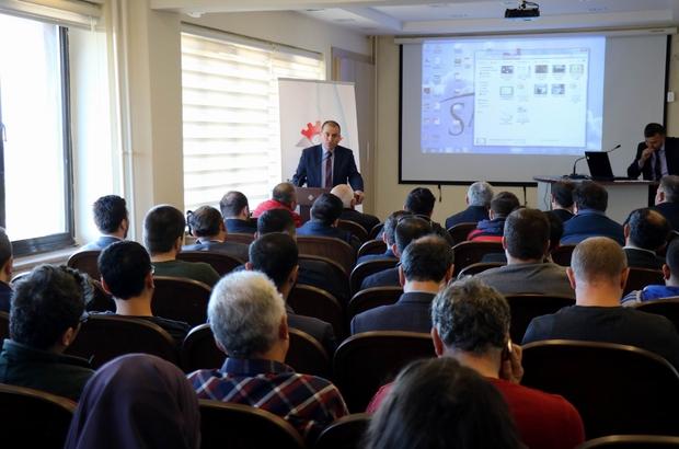 Asansör İşletme ve Bakım Yönetmeliği Bilgilendirme Toplantısı Düzenlendi