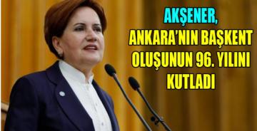 Meral Akşener Twitter'dan paylaştı