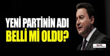 Ali Babacan'ın yeni parti çalışmalarıyla ilgili çarpıcı iddia