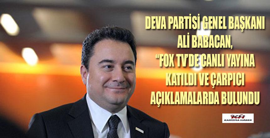 Babacan'dan hükümete çağrı: Devlet alacaklarından vazgeçmeli!
