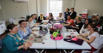 Atakum'da kadınlara 'İSTİHDAM' desteği 60 branşta 3500 kursiyer