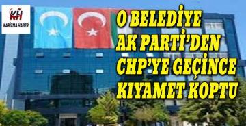 Ak Partili Belediye CHP'ye Geçince, Alacaklılar Belediyeyi Bastı