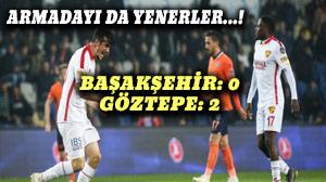 Başakşehir-Göztepe 0-2
