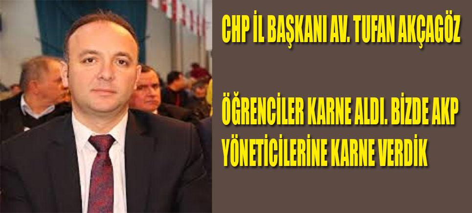 Biz de AKP Örgüt ve Yöneticilerinin Karnesini Açıklıyoruz