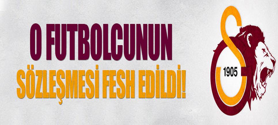 Galatasaray, Jem Karacan'ın sözleşmesini fesih etti!
