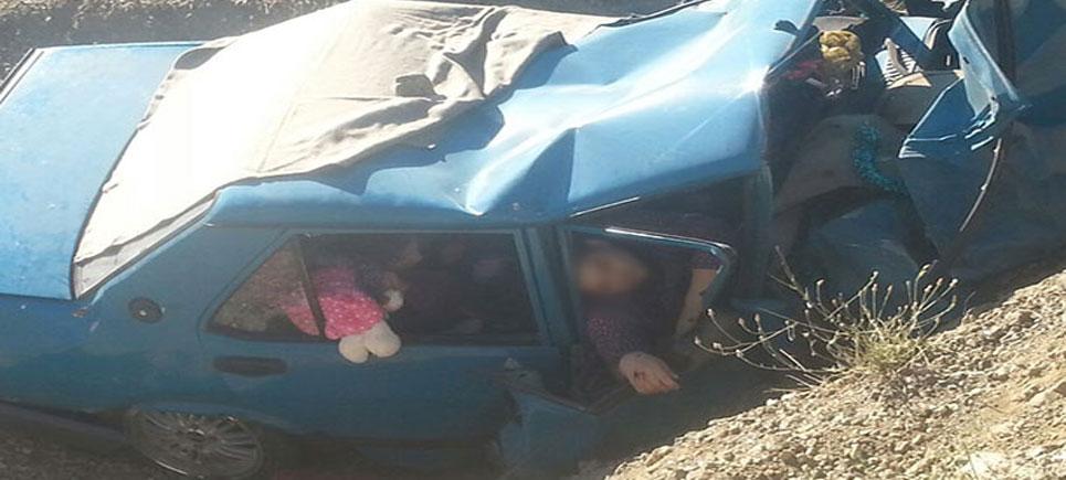 Yozgat'ta meydana gelen kazada 5 kişi öldü