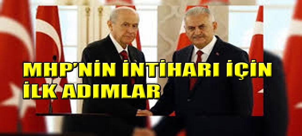 AKP'nin MHP'ye Sunduğu Anayasa Taslağı'ndan İlk Detaylar