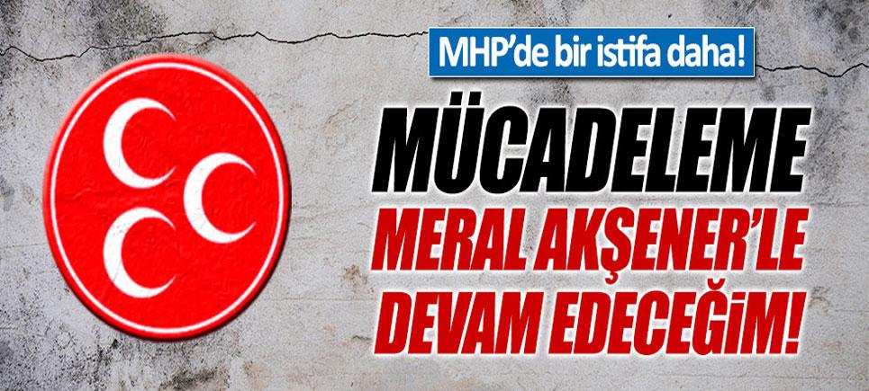 Ordu, Kumru MHP İlçe başkanı istifa etti!