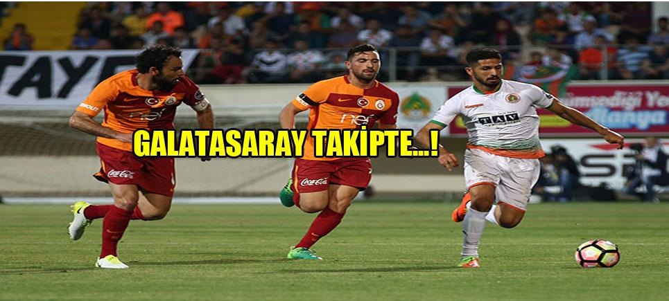 Galatasaray İlk Yarıda Sonucu İlan Etti