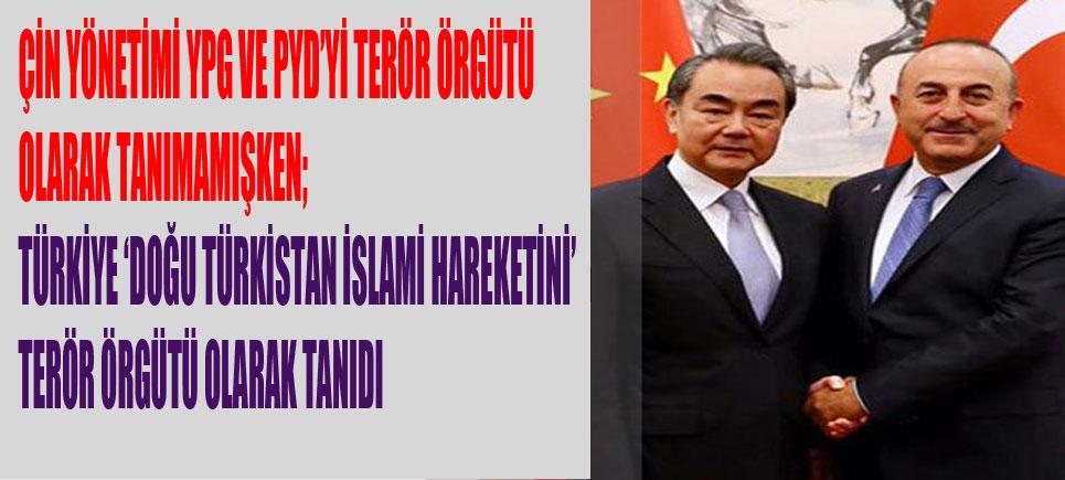 Türkiye Doğu Türkistan İslami Hareketi'ni terör örgütü olarak tanıdı…!