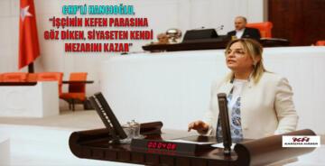 """Hancıoğlu'ndan iktidara """"kıdem tazminatı"""" uyarısı:"""