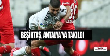 Beşiktaş-Antalyaspor 1-2