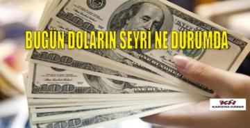 Bugün dolar kuru ne oldu?
