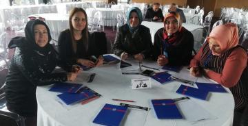 Samsun Eğitim- Bir-Sen'den Eğitim Çalışanları Çalıştayı!