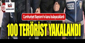 Emniyet Genel Müdürlüğü'nden IŞİD'e operasyon açıklaması