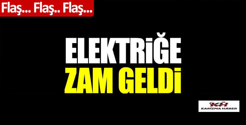 Elektriğe zam geld.i Resmi Gazete yayınlandı
