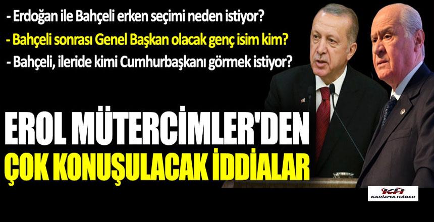 Bahçeli, Erdoğan'dan sonra Cumhurbaşkanı kimi yapmak istiyor?