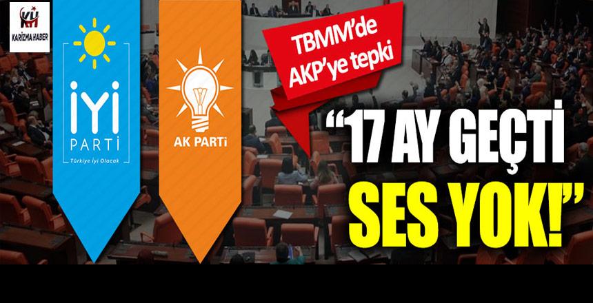 İYİ Partili Feridun Bahşi'den AKP'ye 3600 ek gösterge tepkisi!