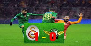 Galatasaray Uzatma Dakikalarında Son Anda …